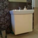 Szafka pod umywalkę lakierowane