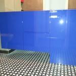 Kolorowe meble do łazienki