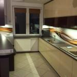 Meble kuchenne lakierowane, Meble lakierowane Skierniewice, nowoczesne meble kuchenne na wymiar skierniewice
