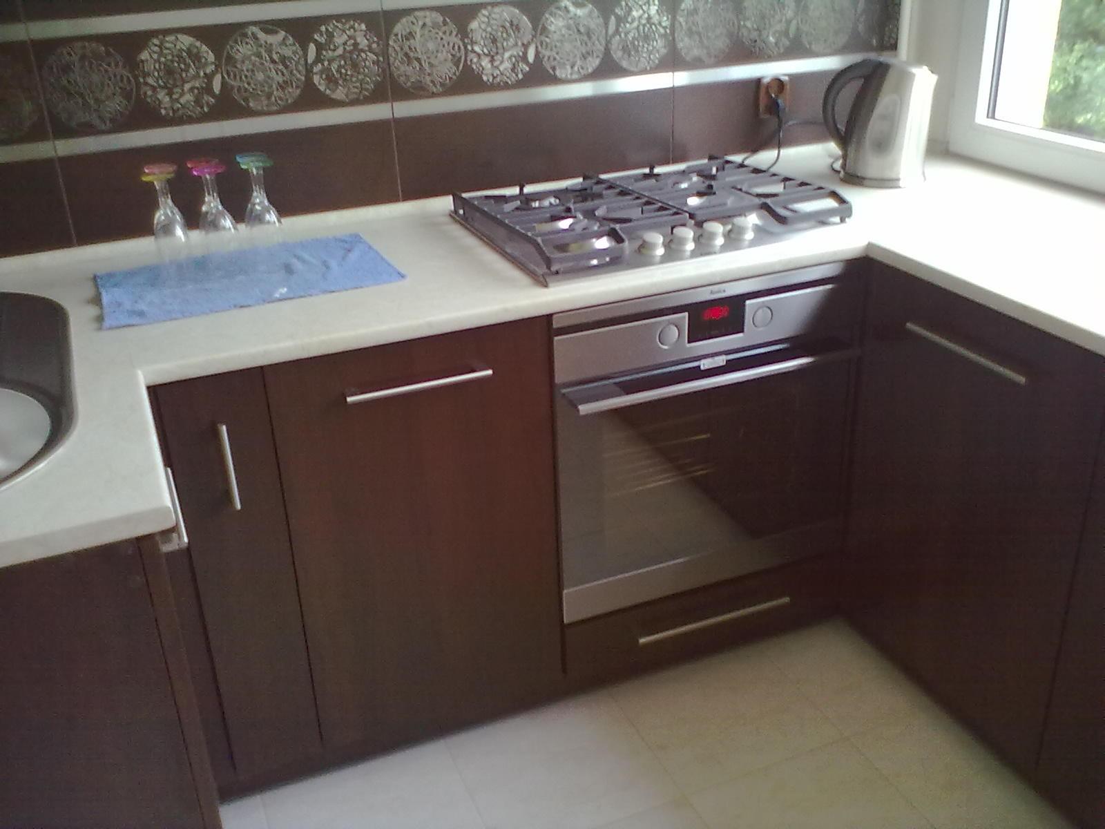 Mała kuchnia w bloku -> Mala Kuchnia Z Wyspą Aranżacje