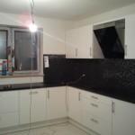 Meble kuchenne lakierowane, fronty kuchenne lakierowane na wysoki połysk,
