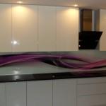 Kuchnia lakierowana na wymiar