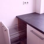 Kosz cargo w kuchni
