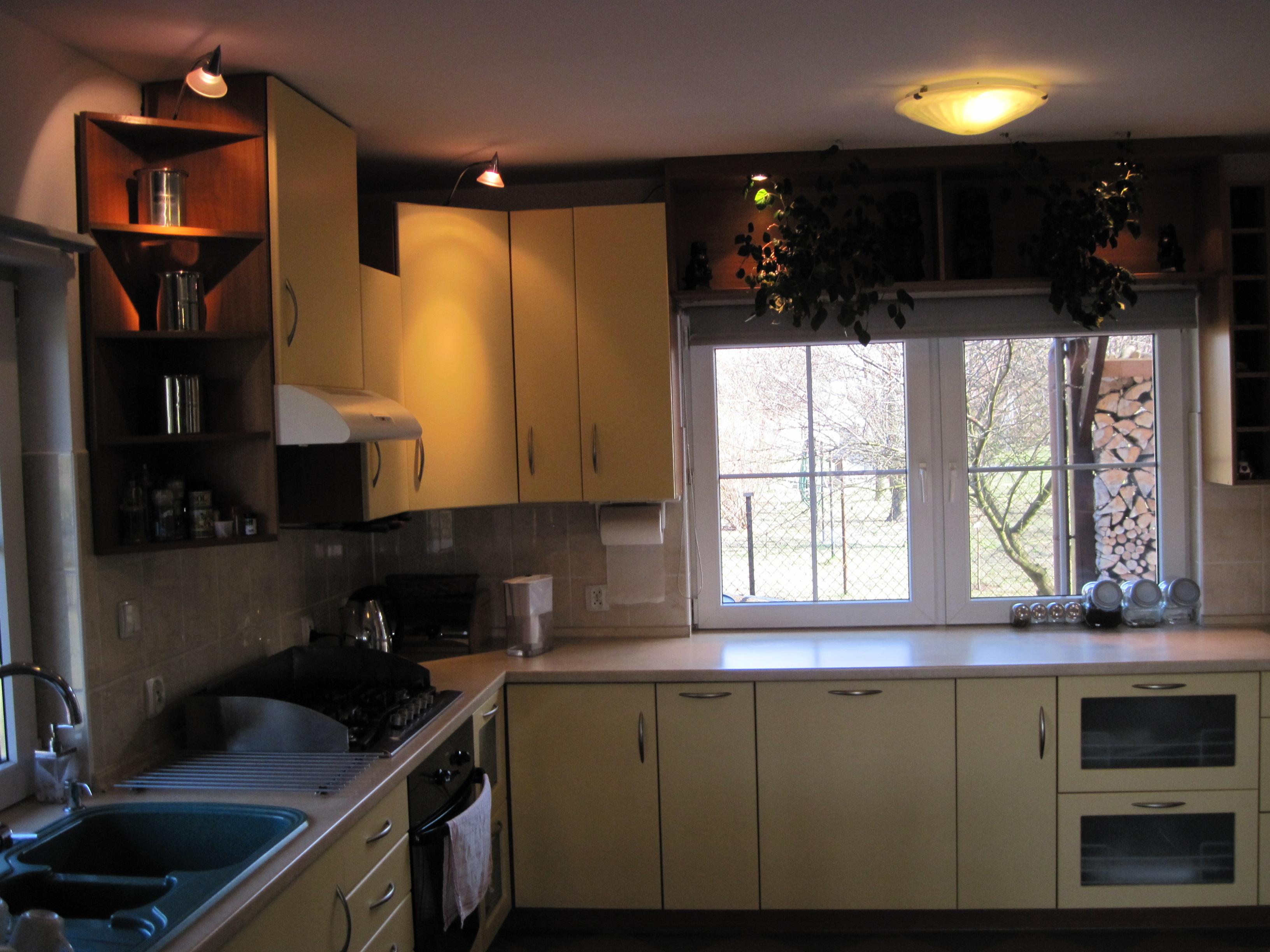 Projekt kuchni z salonem kuchnia na wymiar warszawa for Polaczenie kuchni z salonem