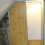 projekt zabudowy wnęk, szafy pod skosami, szafy wnękowe Skierniewice