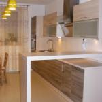 kuchnie nowoczesne galeria, kuchnie nowoczesne warszawa, kuchnia otwarta na salon