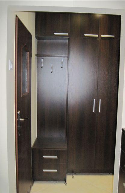 przedpokoj meble, szafy narożnikowe, szafy wnękowe garderoby