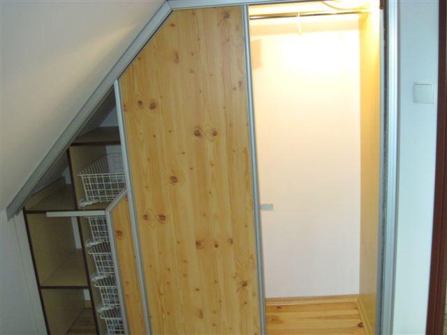 wyposażenie szaf wnękowych, -drzwi przesuwne, tanie szafy wnękowe