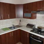 nowoczesne kuchnie aranżacje, pomysł na kuchnie w bloku, projekt kuchni w bloku