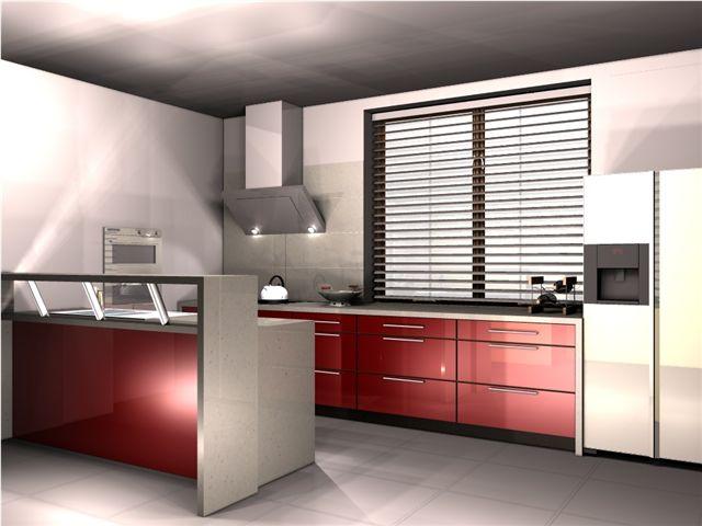 Modne Kuchnie Projekty Meble Kuchenne Projekty Kuchni Modne Kuchnie