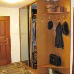 szafy wnękowe, szafy na wymiar, przedpokój szafa przesuwna