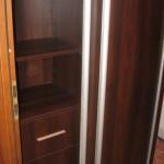 zabudowa szafy w przedpokoju, szafy na wymiar skierniewice, szafy pod skosami