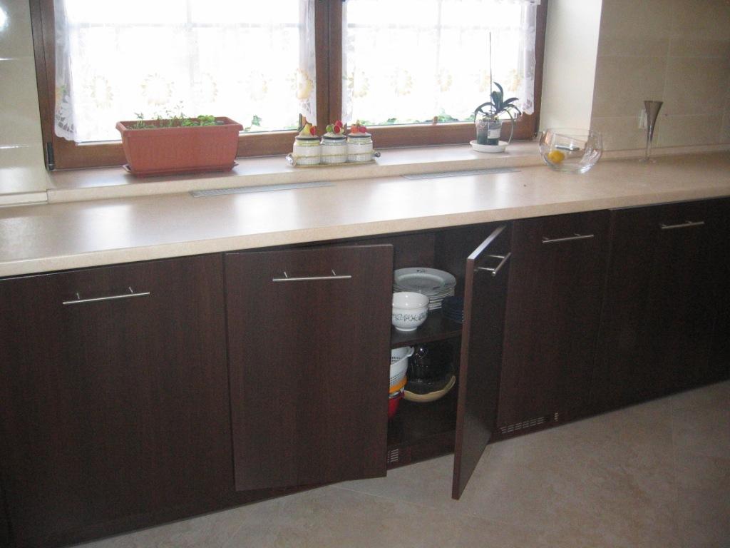 kuchnie, galeria meble kuchenne, montaż mebli kuchennych   -> Kuchnie Pod Zabudowe Zdjecia
