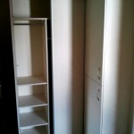 szafy wnękowe galeria, zabudowy wnęk warszawa, zabudowa przedpokoju