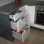 mała kuchnia zdjęcia, mała kuchnia z salonem, mała kuchnia jak ją urządzić