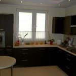 projekt kuchni galeria, projekt mebli kuchennych, zabudowa kuchni pod wymiar