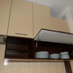 mała kuchnia w bloku łódź, mała kuchnia w bloku Skierniewice,meble kuchenne aranżacje wnętrz łódź,