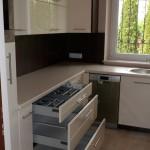 funkcjonalne kuchnie, Meble kuchenne połysk, meble na zamówienie lakier,