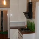 kuchnie lakierowane Warszawa, nowoczesne aranżacje kuchenne, nowoczesne aranżacje białych kuchni,