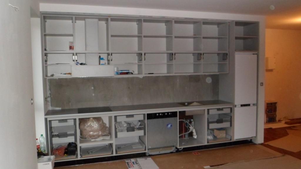 Montaż kuchni IKEA dla Projektu BABCIA & DZIADEK - Mały Aneks - Dużo Miejsca