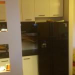 mała kuchnia z salonem, mała kuchnia z salonem sochaczew, małe nowoczesne kuchnie,