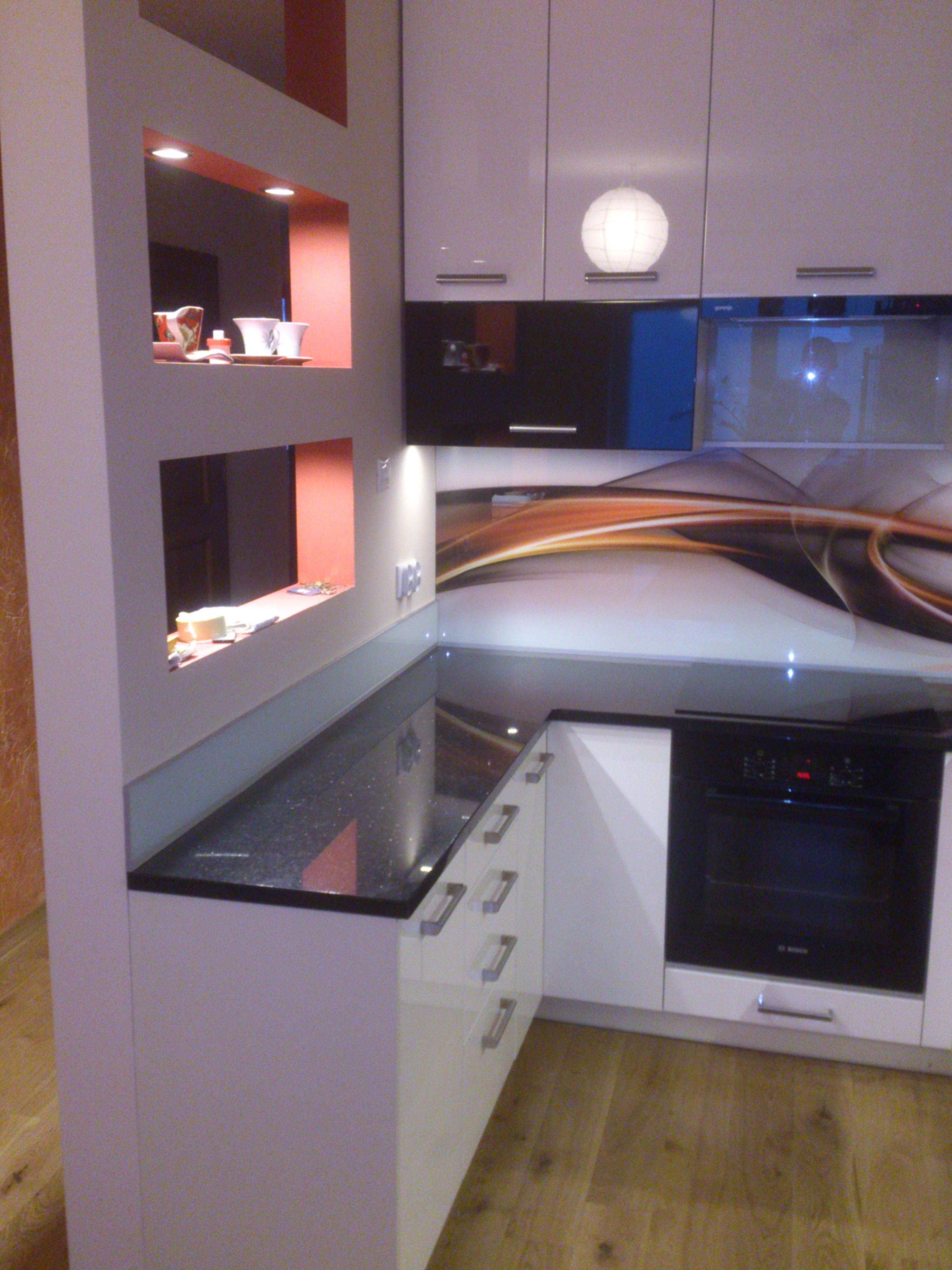 Meble Kuchenne Otwarte Na Salon Nowoczesne Meble Kuchenne