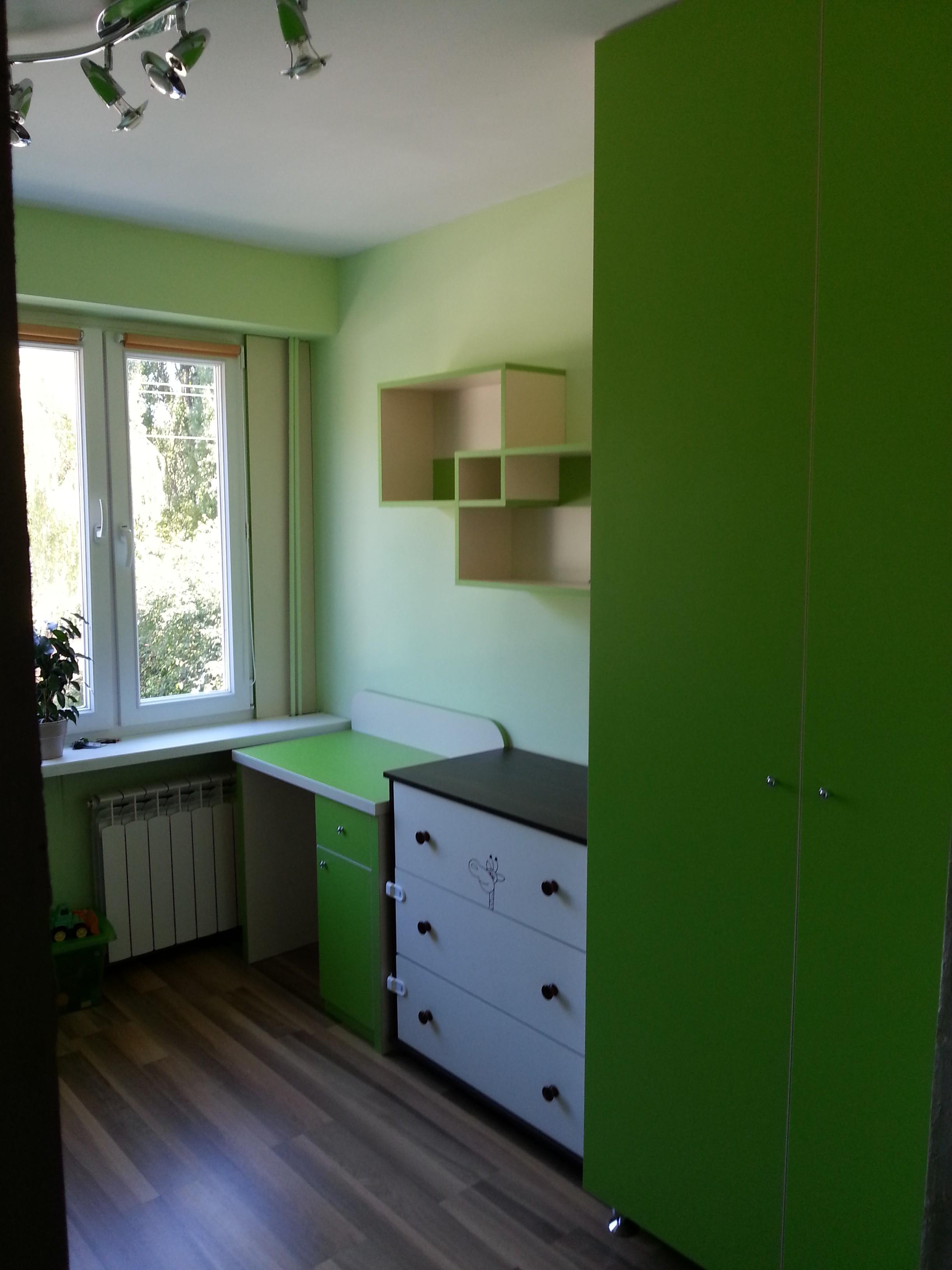 realizacje projekt243w meble kuchenne szafy wnękowe meble