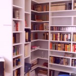 Szafa wnękowa Warszawa, meble na wymiar warszawa, zabudowa biblioteki Warszawa