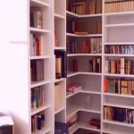 zabudowa biblioteki, meble na wymiar warszawa, meble na indywidualne zamowienie