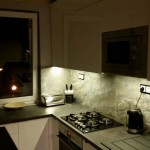 Ciepła zabudowa kuchenna