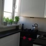 Meble kuchenne lakierowane na wysoki połysk